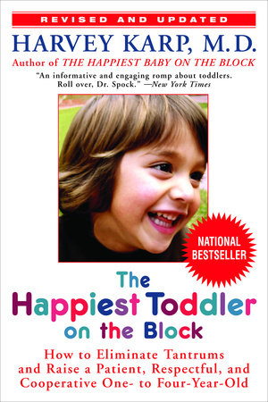 The Happiest Toddler on the Block by
