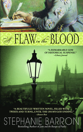 A Flaw in the Blood by