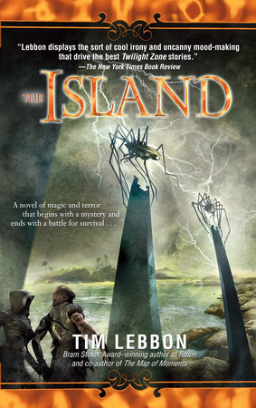 The Island by Tim Lebbon