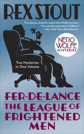 Fer-de-Lance/The League of Frightened Men by
