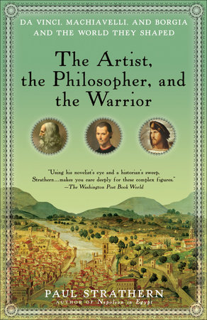 The Artist, the Philosopher, and the Warrior by