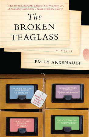 The Broken Teaglass by