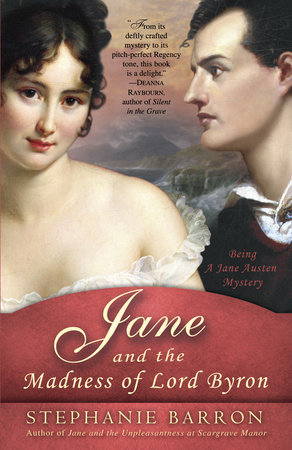 Jane and the Madness of Lord Byron by