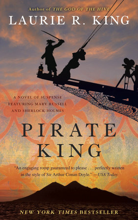 Pirate King (with bonus short story Beekeeping for Beginners) by