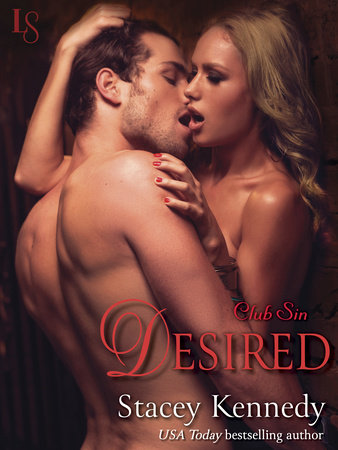 Desired by Stacey Kennedy