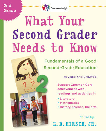 What Your Second Grader Needs to Know by