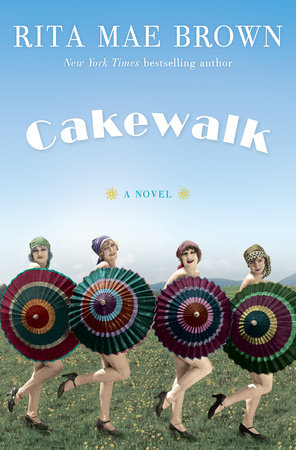 Cakewalk book cover