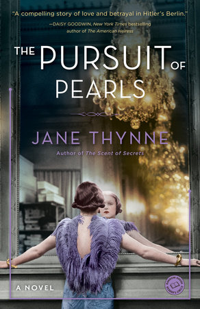 Book Cover of The Pursuit of Pearls of Jane Thynne