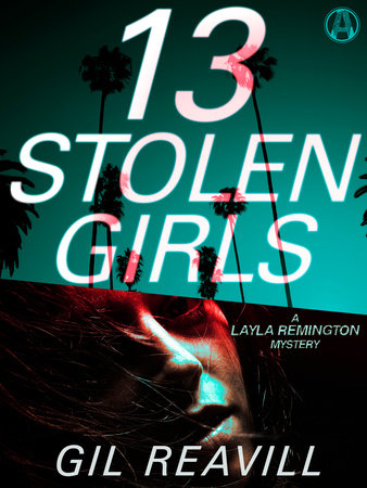 13 Stolen Girls book cover
