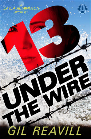 13 Under the Wire book cover