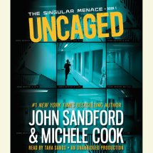 Uncaged (The Singular Menace, 1) Cover
