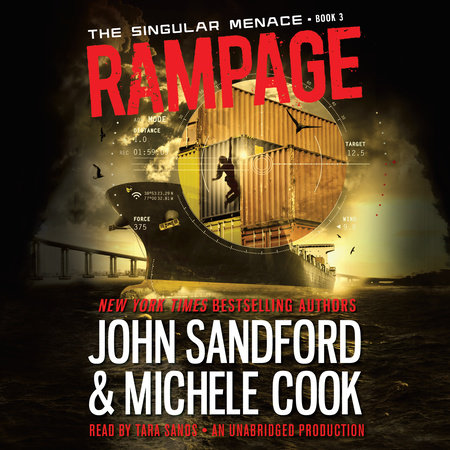 Rampage (The Singular Menace, 3) book cover