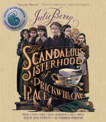 The Scandalous Sisterhood of Prickwillow Place Cover