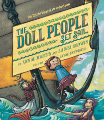 The Doll People Set Sail Cover