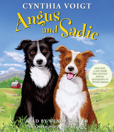 Angus and Sadie by