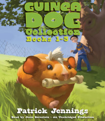 Guinea Dog Collection: Books 1-3 Cover