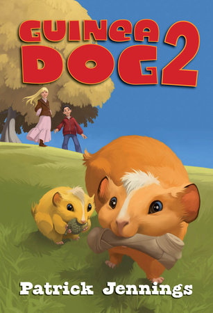 Guinea Dog 2 by