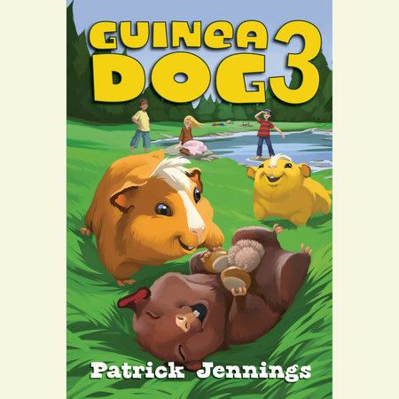 Guinea Dog 3 by Patrick Jennings