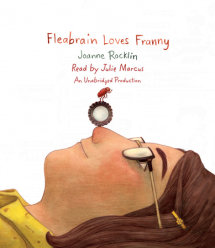 Fleabrain Loves Franny Cover