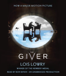 The Giver Movie Tie-In Edition Cover
