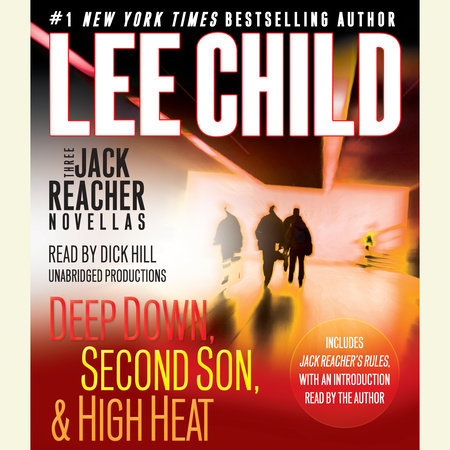 Three Jack Reacher Novellas (with bonus Jack Reacher's Rules) by