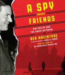 A Spy Among Friends Cover