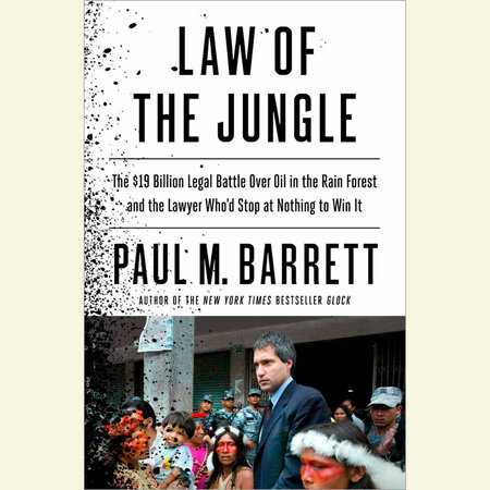 Law of the Jungle book cover