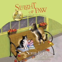 Sleight of Paw Cover