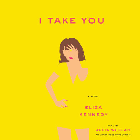 I Take You book cover