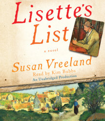 Lisette's List Cover