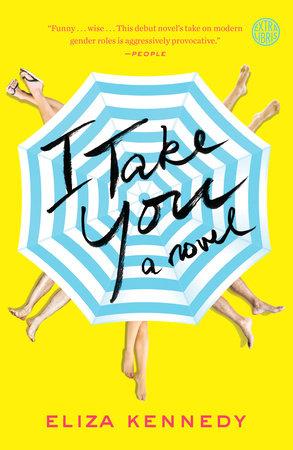 I Take You book cover