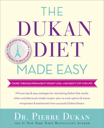 The Dukan Diet Made Easy by