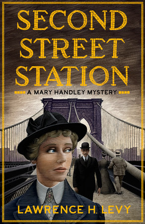 Second Street Station book cover