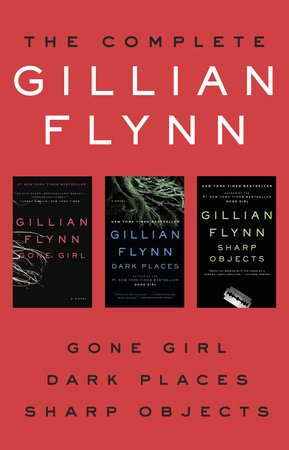 The Complete Gillian Flynn book cover
