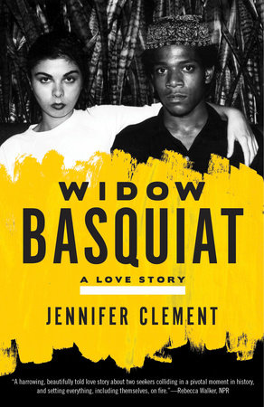 Widow Basquiat book cover