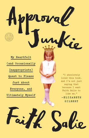 Approval Junkie book cover