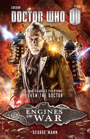 Doctor Who: Engines of War book cover