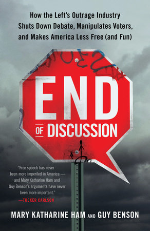 End of Discussion book cover