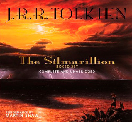 The Silmarillion (Boxed Set) by J.R.R. Tolkien