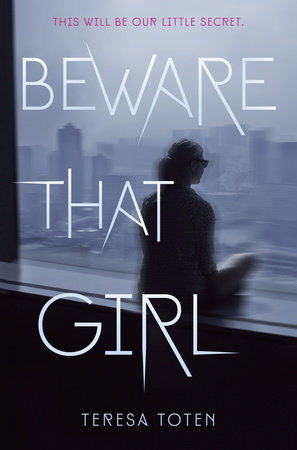 Cover of Beware That Girl