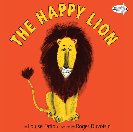 The Happy Lion by