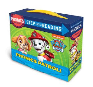 Paw Patrol Phonics Box Set (paw Patrol)