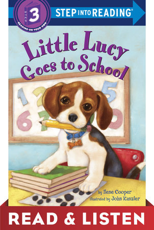 Little Lucy Goes To School: Read & Listen Edition (ebk)