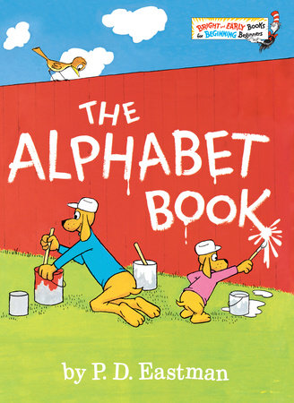 The Alphabet Book by