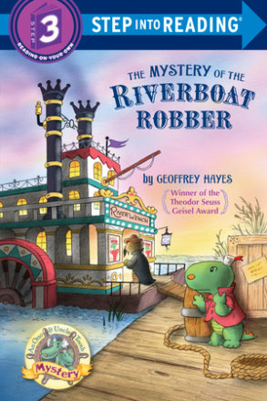 The Mystery Of The Riverboat Robber (ebk)