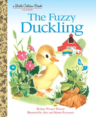 The Fuzzy Duckling by
