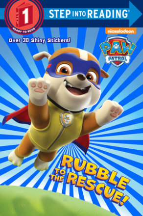 Rubble To The Rescue! (paw Patrol)