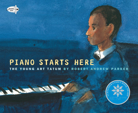 Piano Starts Here by Robert A. Parker