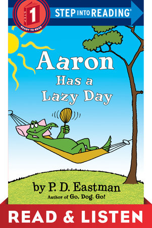 Aaron Has A Lazy Day: Read & Listen Edition (ebk)