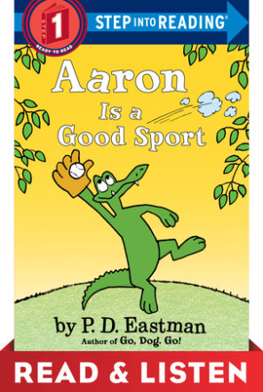 Aaron Is A Good Sport: Read & Listen Edition (ebk)